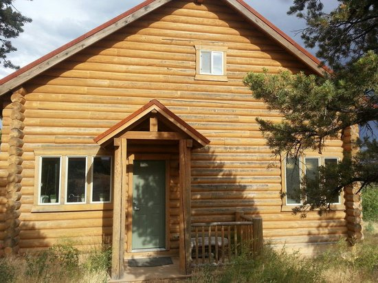 Zion Mountain Ranch : Our cabin
