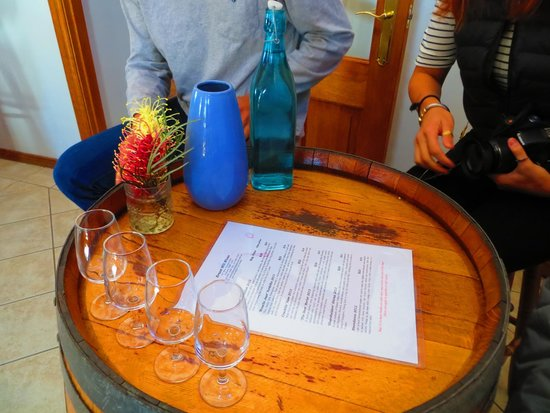 Kangarrific Tours: Wine Tasting