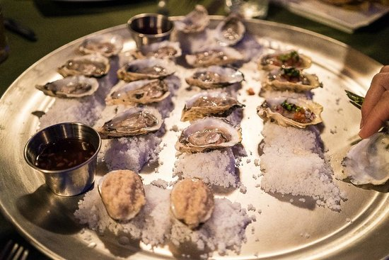 The Lookout: Oysters