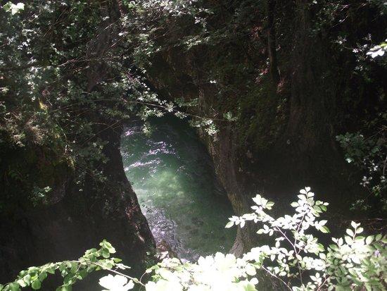 Mostnica Gorge