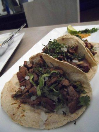 Los Sabores de la Vida: Tacos de Rib eye