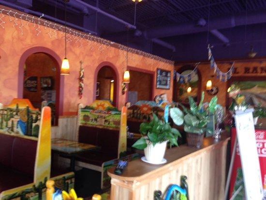 El Rancho Authentic Mexican Restaurant: Nice place