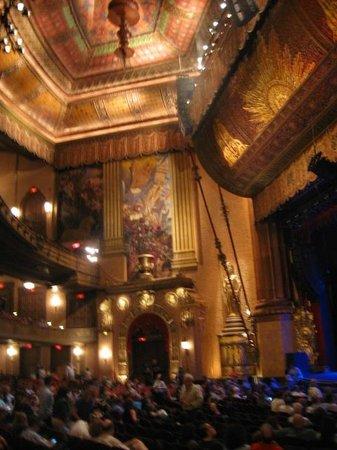 Beacon Theatre interior 2