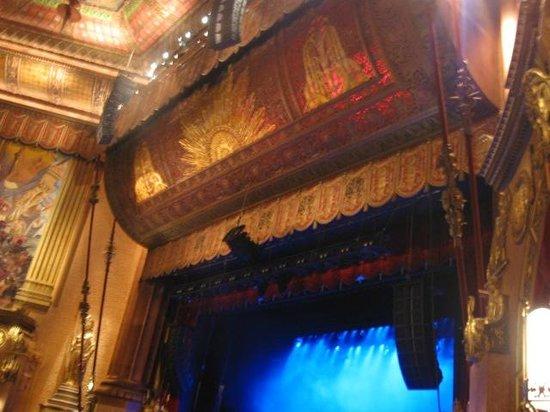 Beacon Theatre interior 3
