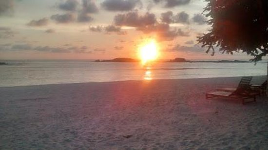 The St. Regis Punta Mita Resort: Atardecer en St Regis Punta Mita