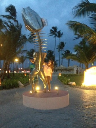 Majestic Colonial Punta Cana : Fish