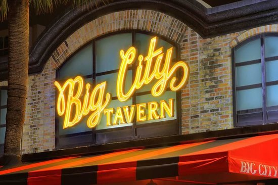 Big City Tavern