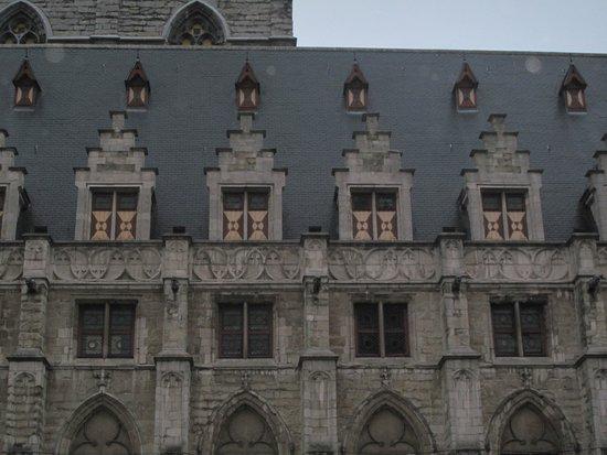Ghent City Center: de binnenstad gent