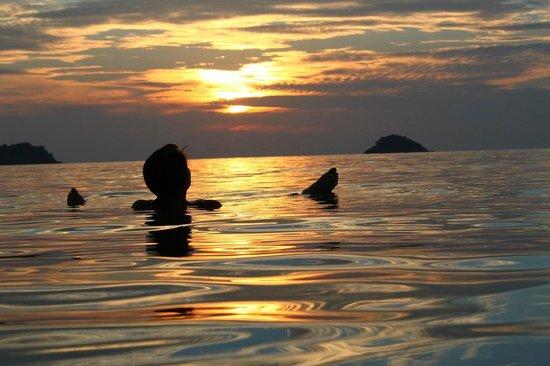 Kai Bae Beach: закаты