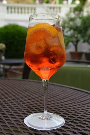 Hotel De Russie: My drink!