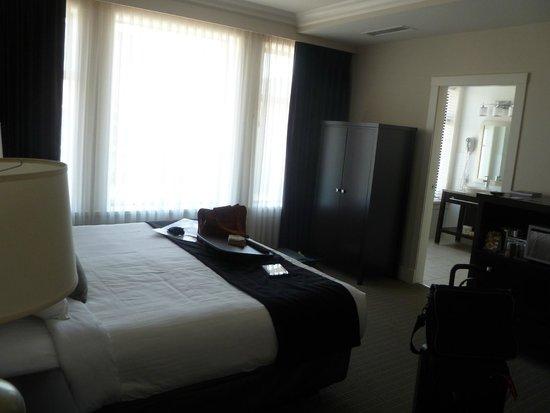 Hotel Rialto : Sleek and comfortable.