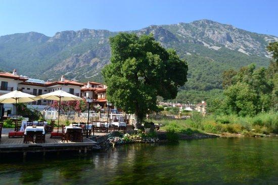 Yucelen Hotel Gokova: Muhteşem tatil