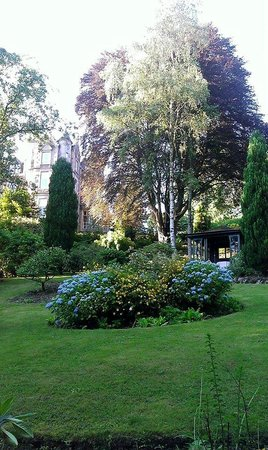 Knock Castle Hotel & Spa: grounds