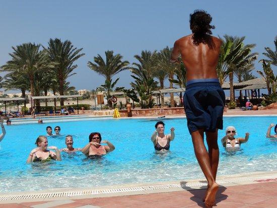 Jaz Solaya : piscine