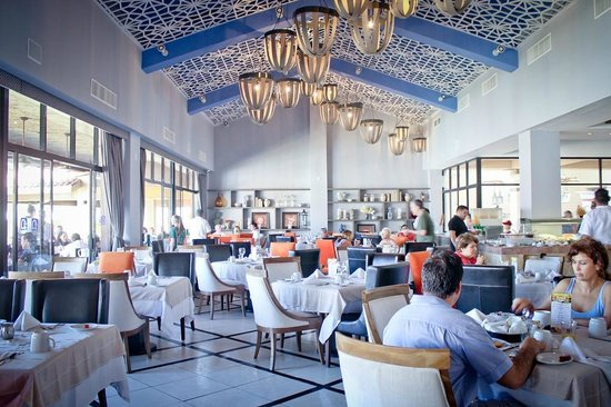 El Cid Marina Beach Hotel: La Marina Restaurant