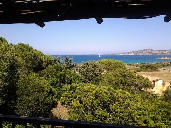 Stelle Marine Hotel & Resort : vista camera