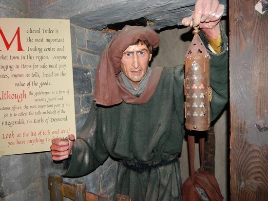 Museo Kerry County: Realistic exhibit