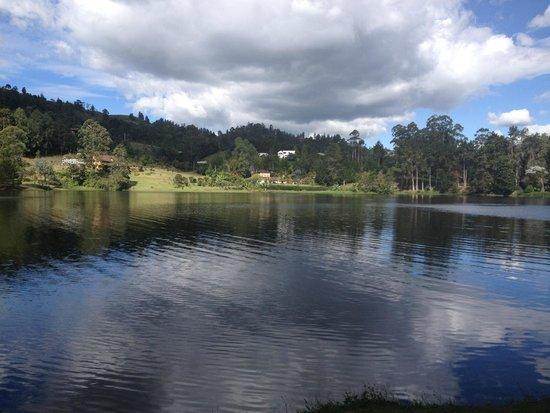 Retiro, Colombia: Parque Ecólogico Los Salados