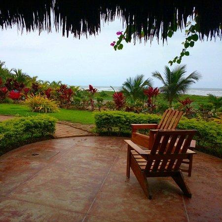 Canoa Beach Hotel: Fantastica vista