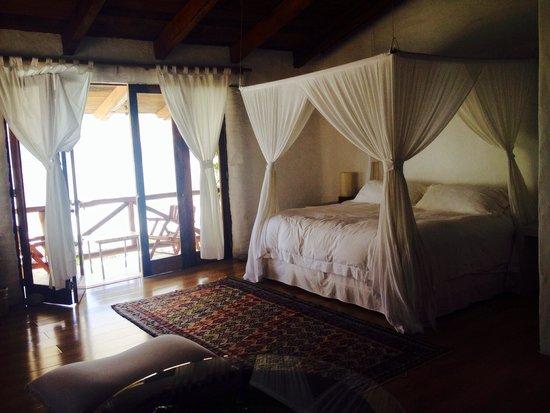 La Vita Bella Hotel Holistico: Maravillosa !!