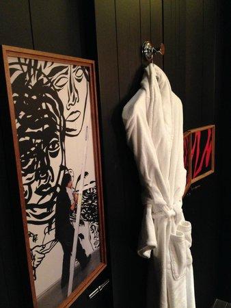 Andaz 5th Avenue: アートです。