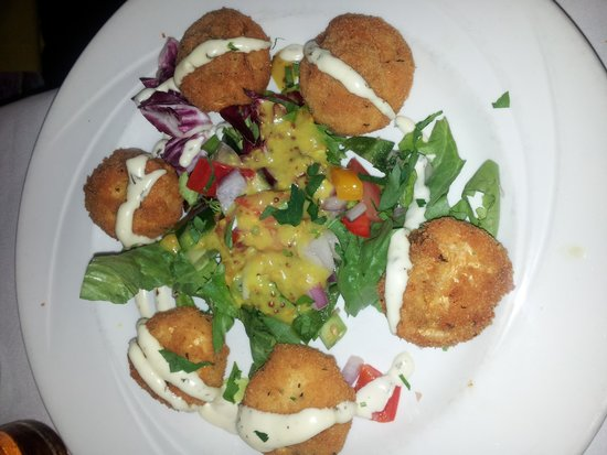 Dalton Inn: garlic mushrooms