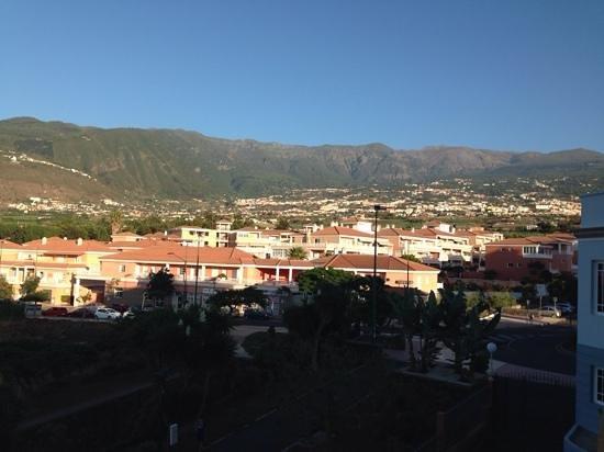 Hotel Riu Garoe : view from our balcony