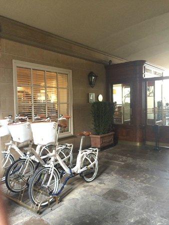 Hotel Lungarno: ALUGUE UMA BICICLETA