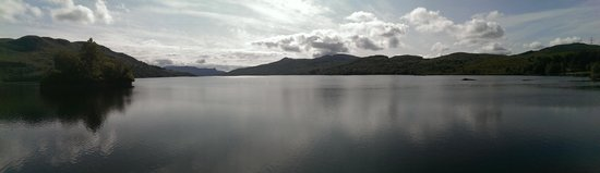 The Pier Tea Room: Loch Katrine