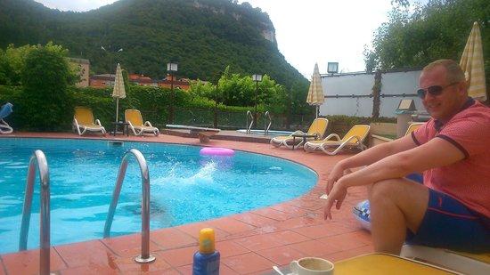 Hotel Villa Mulino: view