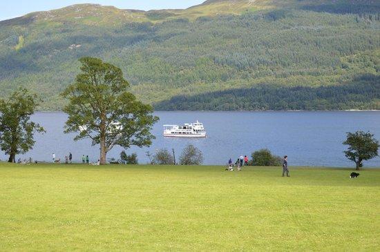 Bay Tarbet Hotel: Loch Lomond