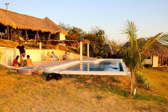 Las Plumerias Lodge and Surf: Pool