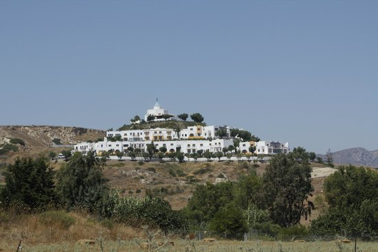 Lagas Aegean Village: A village on the hill