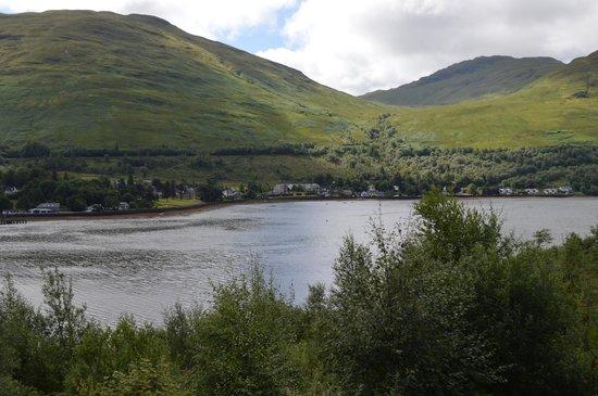 Bay Tarbet Hotel: View of Loch Long