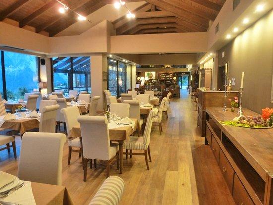 Orizontes Tzoumerkon Hotel Resort: ΑΙΘΟΥΣΑ ΔΕΙΠΝΟΥ