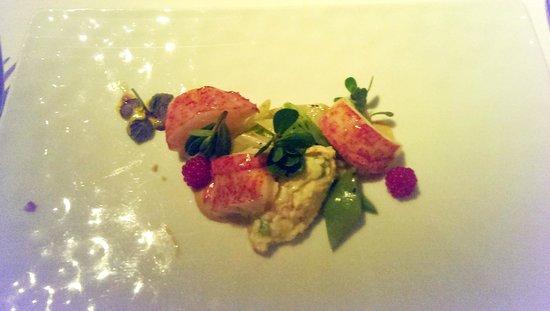 Gramercy Tavern: Lobster