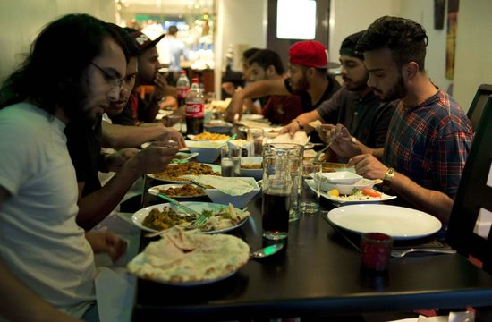 Bay of Bengal: The end of Ramadan for a group of guys