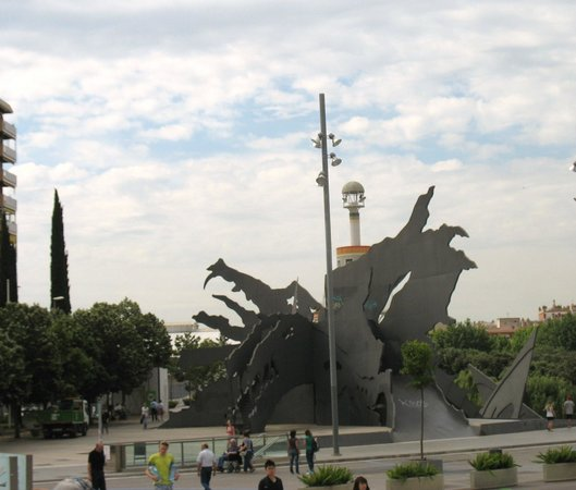 Barcelona Bus Turistic: Змей-Горыныч!