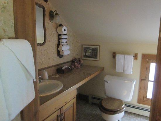 Maple Lane Resort: Upper Carriage House