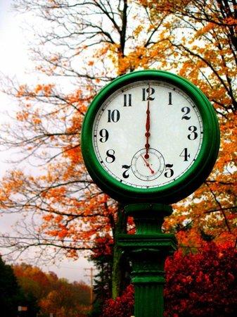 Maple Lane Resort: Fall