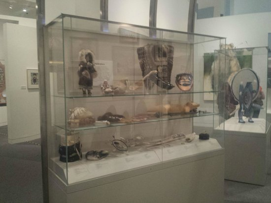 University of Alaska Museum of the North: Exposição