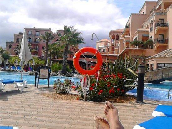 Playacanela Hotel: PISCINA