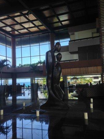 Grand Oasis Sens: Hotel lobby