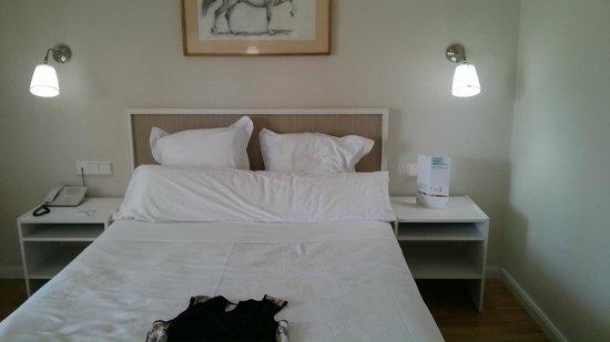 Hotel Jerez & Spa : Habitación 211