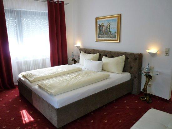 Hotel Geissler: Doppelzimmer