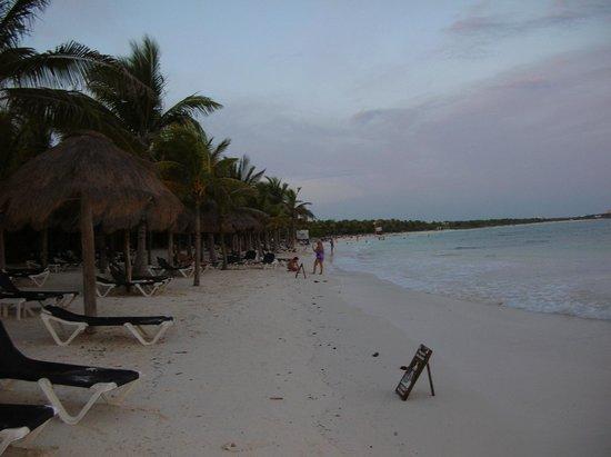 Grand Palladium White Sand Resort & Spa: Beach Scene