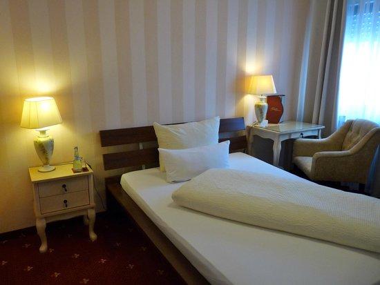Hotel Geissler: Doppelzimmer zur Alleinbenutzung