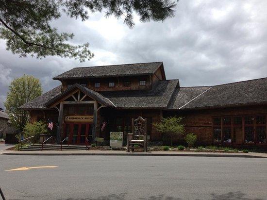 Adirondack Museum: Museum