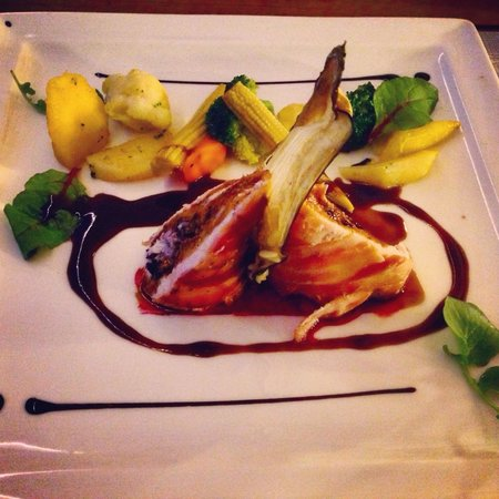 Restaurant Taverne - Hotel Interlaken: Chicken