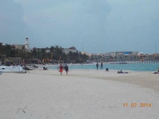 Grand Bahia Principe Coba : Beach